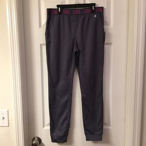 2 for $20 Xersion gray jogger pants size 16